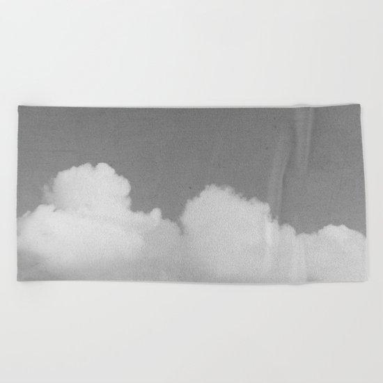 Changing Skies II Beach Towel