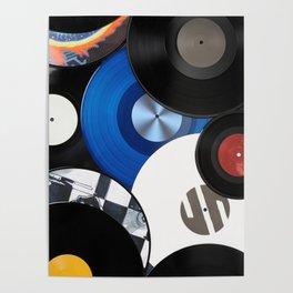 Vinyls Poster
