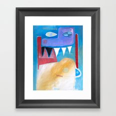 Amici Framed Art Print