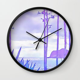 Mine Forever Wall Clock