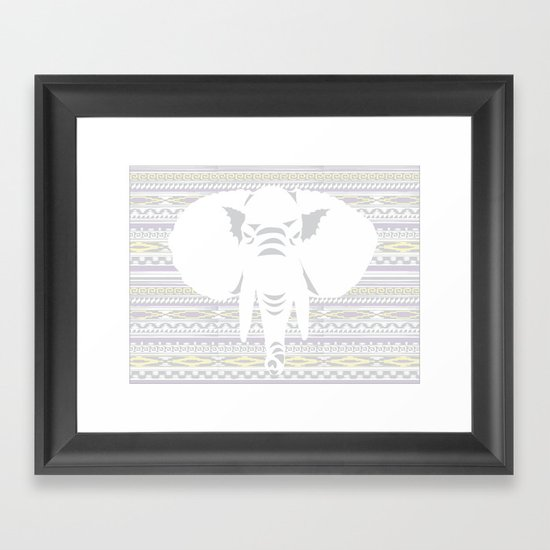 Phantastic. Framed Art Print