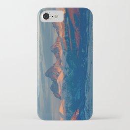 Teton Sunset iPhone Case