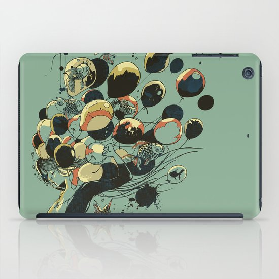 Floating Memories iPad Case