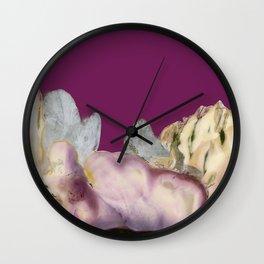 untitled #4 Wall Clock