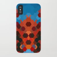crab iPhone & iPod Cases featuring CRAB by ED design for fun