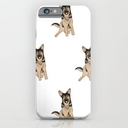 the lucy iPhone Case