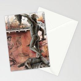 Mafioso Stationery Cards