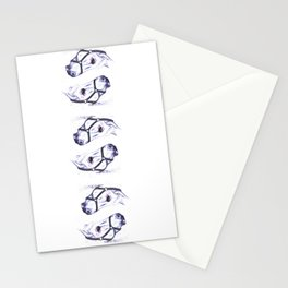 Mighty Horses Stationery Cards