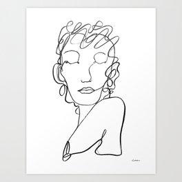 Continuity #2 Art Print