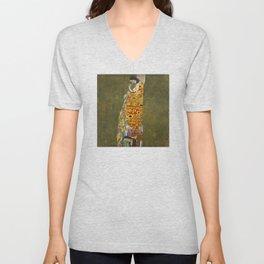 Gustav Klimt - Hope II Unisex V-Neck