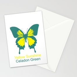 Ulysses Butterfly 1 Stationery Cards