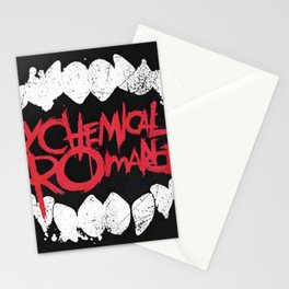 my chemical romance album 2020 ansel12 Stationery Cards