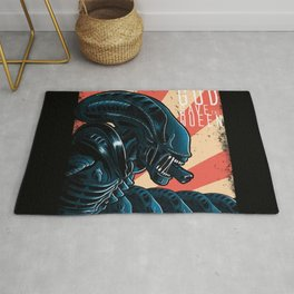 Join the Xenomorphs Rug