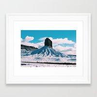 colorado Framed Art Prints featuring Colorado by juliaamaryyy
