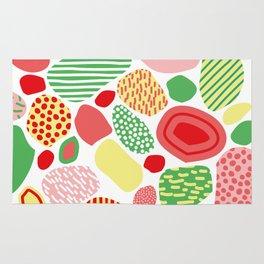 Confused Mosaic in Spring Rug