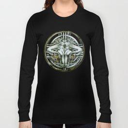 """""""Astrological Mechanism - Taurus"""" Long Sleeve T-shirt"""