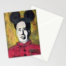 MICKEY MAO Stationery Cards
