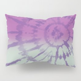 Tie Dye pattern Pillow Sham