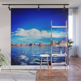 Lake Powell Wall Mural