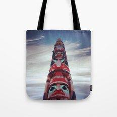 Looking Up Tote Bag