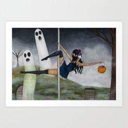 October 2017 Art Print