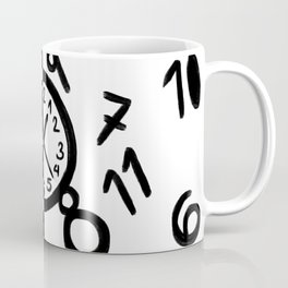 Tick Tock Coffee Mug