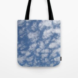TEXTURES:Just Clouds #2 Tote Bag