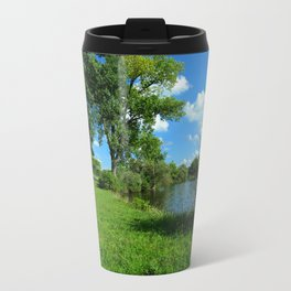 Dog Days of Summer Travel Mug