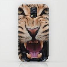 Leopard   Galaxy S5 Slim Case