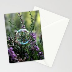 Bubble Stationery Cards