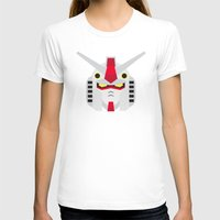 gundam T-shirts featuring GUNDAM by danilo agutoli