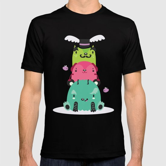 Monster totem T-shirt