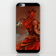 Keyleth will remember this iPhone Skin