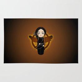 Kokeshi Katniss Rug