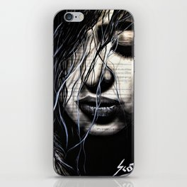 The dark iPhone Skin