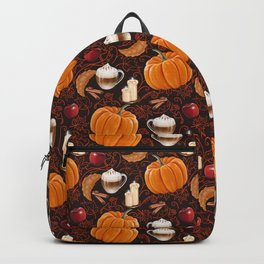Rustic Fall Backpack