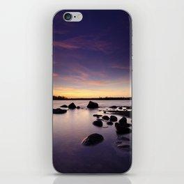 The Bear Island Sunrise iPhone Skin