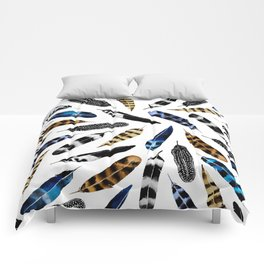 Bohemian Free Feather Comforters
