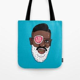 Ol' Saint Slick Rick Tote Bag