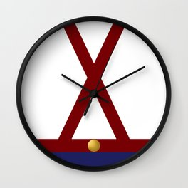 Young Justice's Miss Martian S1 Wall Clock