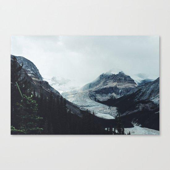 The Summit Canvas Print