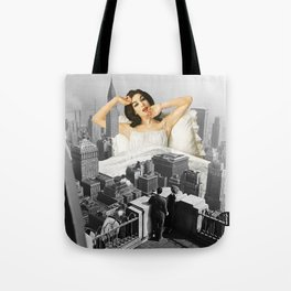 Urban Nymph Tote Bag