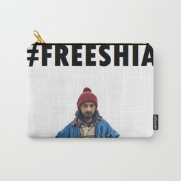 Free Shia LaBeouf Carry-All Pouch