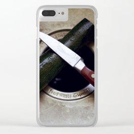 kitchen sink series: three Clear iPhone Case
