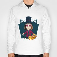 willy wonka Hoodies featuring Willy Wonka by 7pk2 online