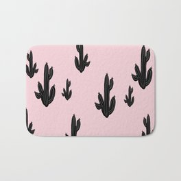tree kartus pink Bath Mat