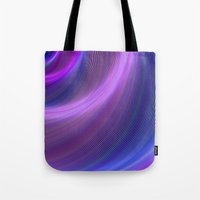 storm Tote Bags featuring Storm by David Zydd