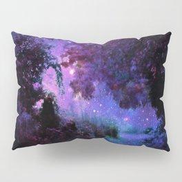 Fantasy Path Purple Pillow Sham