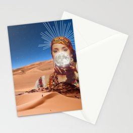 The moongazer Stationery Cards