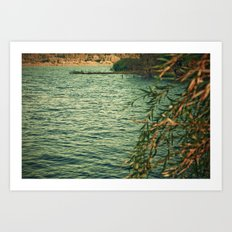 NATURAL PURITY Art Print